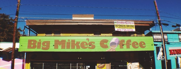Big Mike's Coffee House is one of Done.