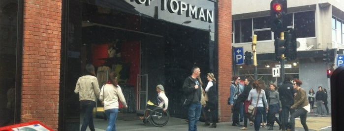 Topman is one of Melbourn.