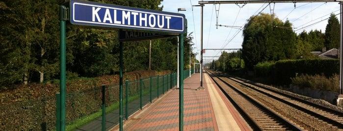 Station Kalmthout is one of Bijna alle treinstations in Vlaanderen.