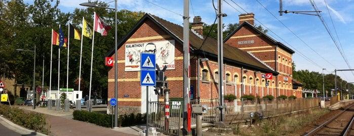 Station Heide is one of Bijna alle treinstations in Vlaanderen.