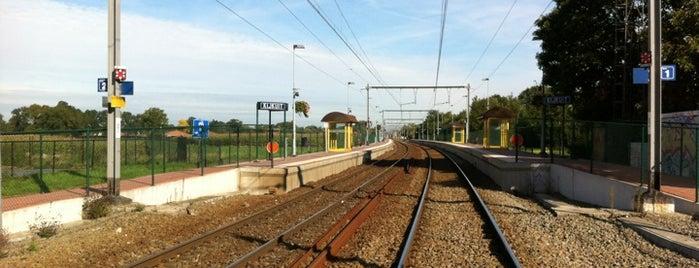 Station Kijkuit is one of Bijna alle treinstations in Vlaanderen.