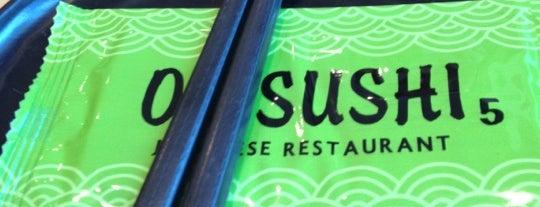 Oh Sushi is one of Makan @ Utara #7.