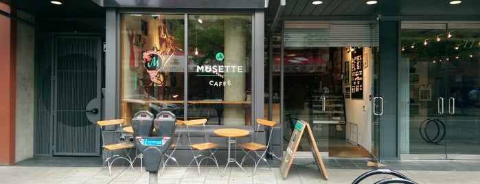 Musette Caffè is one of Vancouver to do list.