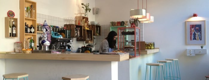 Café Cometa is one of The 15 Best Cozy Places in Barcelona.