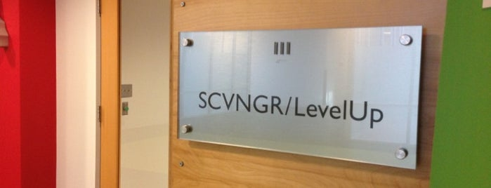 SCVNGR HQ is one of Boston startups to see.