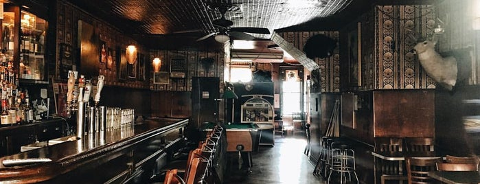 Josie's is one of The 15 Best Places with Pool Tables in New York City.