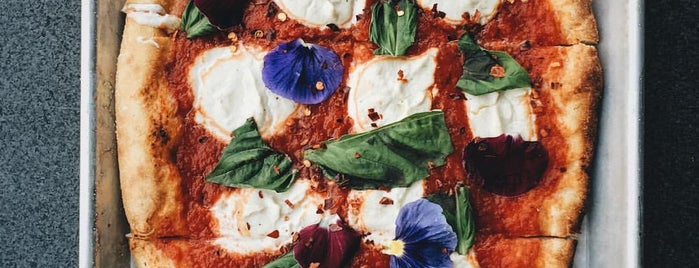 00+Co. is one of New York City's Hottest Pizzerias, Summer 2016.