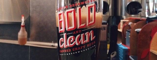 Austin Beerworks is one of Texas breweries.