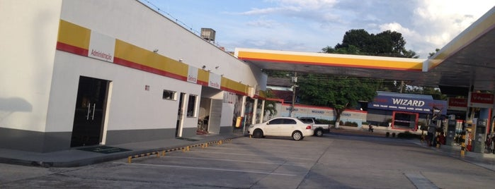 Posto Parintins is one of Posto de Gasolina de Manaus.