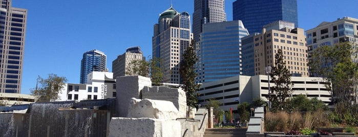 Romare Bearden Park Is One Of The 15 Best Places With Scenic Views In  Charlotte.