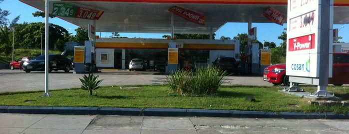Posto Shell Mandala is one of Zona Oeste - Outros.