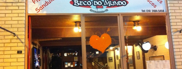 Beco do Mundo is one of OFFICE.