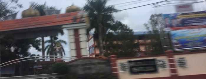 Sekolah Menengah Yayasan Terengganu Imtiaz Kuala Terengganu is one of Learning Centers #2.