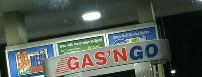 Food City Gas 'N Go is one of Food City.