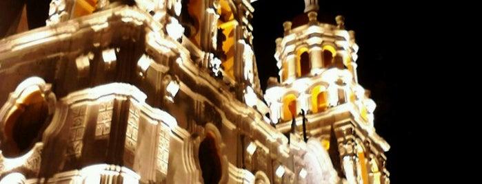 Iglesia de La Compañía de Jesús is one of México.