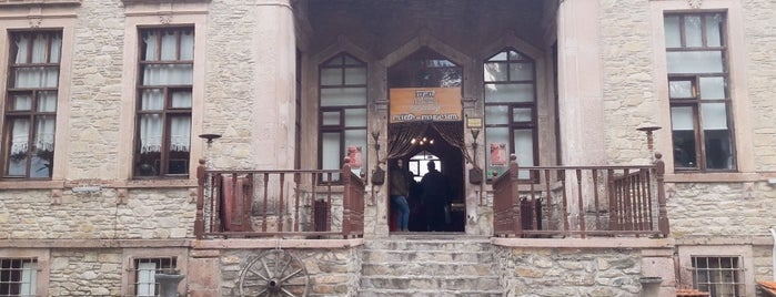 Şirince Taş Mektep Müzesi is one of Şirince My Home ....