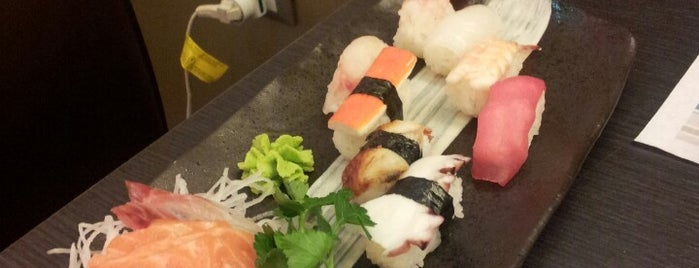 Bimi Sushi is one of Veneto best places 2nd part.