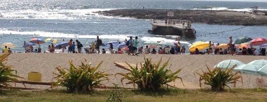 Playa La Lisera is one of Mon Carnet de bord.