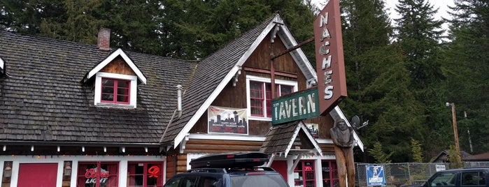 Naches Tavern is one of French dips.