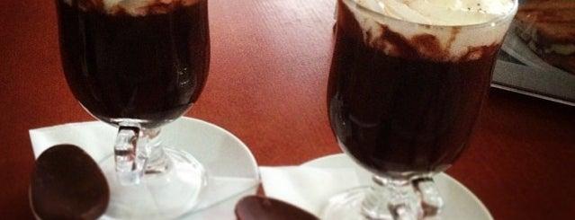 Chocolate Chocolate is one of coffee.