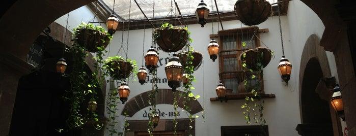 Pueblo Viejo is one of SMA + GTO.