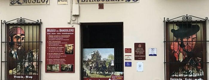 Museo del Bandolero is one of 101 cosas en la Costa del Sol antes de morir.