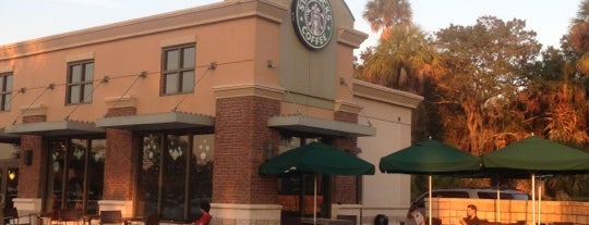 Starbucks is one of DRINKING in SRQ.