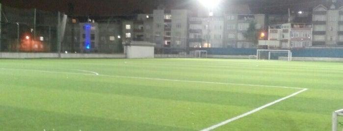 Arda Turan Spor Tesisleri is one of İstanbul Stadyum ve Futbol Sahaları.