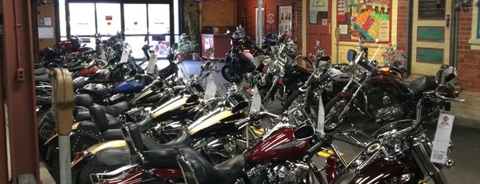 Dubois Harley Davidson is one of Our Partners.