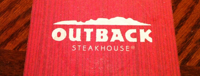 Outback Steakhouse is one of The 15 Best Places for a Steak in Tucson.