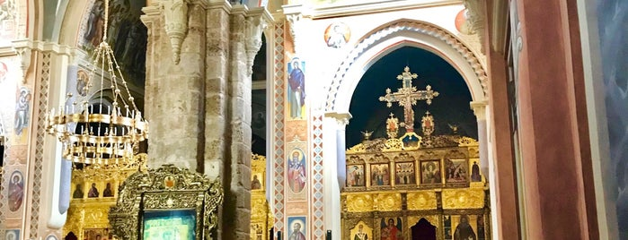 Saint Georges Greek Orthodox Church is one of a quick beirut guide.