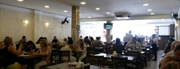 Boqueirão Express Grill is one of Santos.