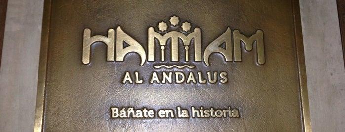 Hammam Al Andalus Málaga is one of 101 cosas que ver en Málaga antes de morir.