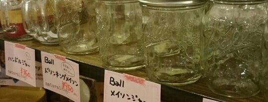 ナチュラルハイ 清田店 is one of 雑貨屋.