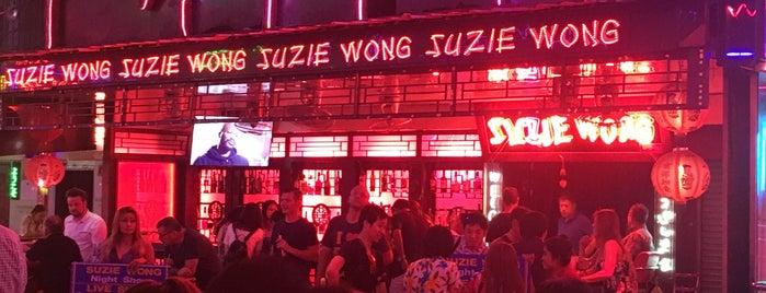 Suzie Wong is one of В дорогу 3.