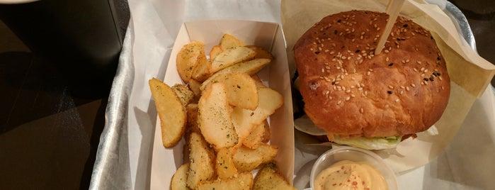 Ferma Burger is one of Москва любимое.