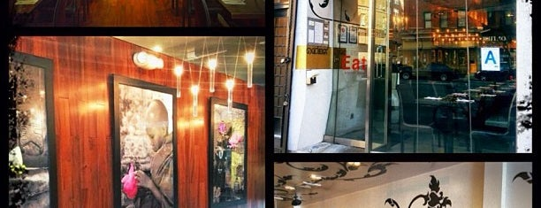 EAT = Authentic Thai Kitchen is one of UES Restaurants to try.
