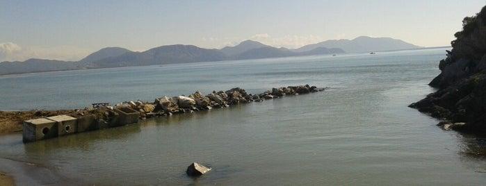 Sarıgerme Plajı(Muğla) is one of Must see ,visit ,taste etc by Ceda.