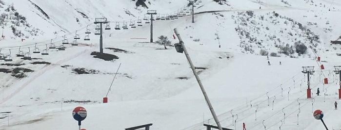 La Toussuire is one of Stations de ski (France - Alpes).