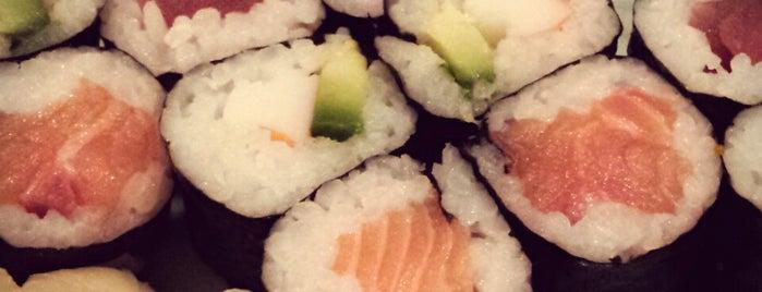 Don Sushi is one of Berlin Friedrichshain favs.