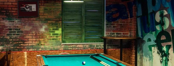 Big Papa's Grill&Bar (ex. Cadillac Bar) is one of Мои рестораны.