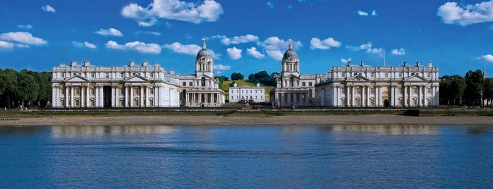 Old Royal Naval College is one of London tour.