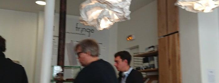 Fringe is one of Paris.