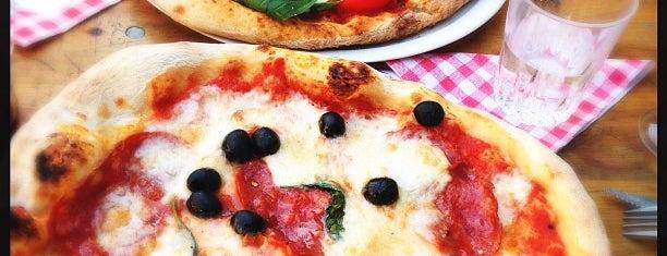 La Bottega della Pizza is one of bxl.