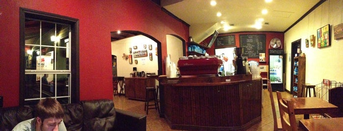 Caffé Medici is one of World Coffee Places.