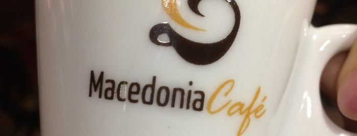 Macedônia Café is one of When in Rio.