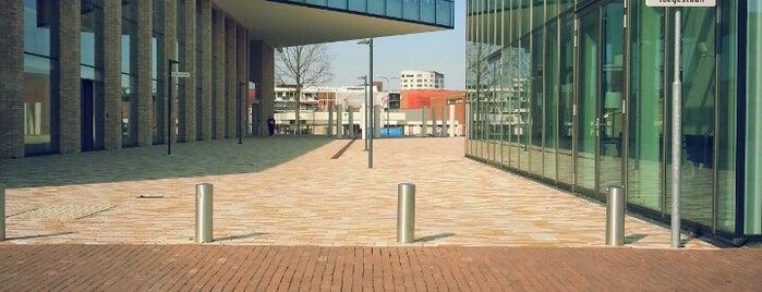 De Nieuwe Kolk is one of Lezinglocaties.