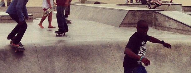 Venice Beach Skate Park is one of 87 Free Things To Do in LA.