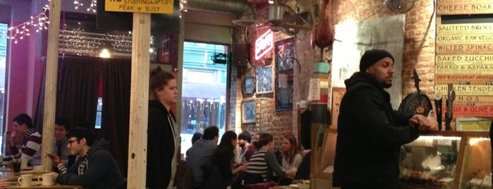The Grey Dog - Union Square is one of Greenwich Village / West Village.