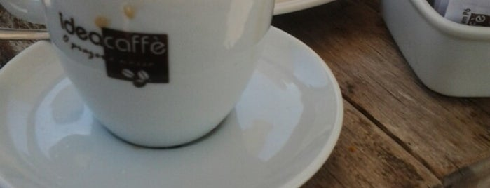 Allegro Caffé is one of Coffee & Tea.